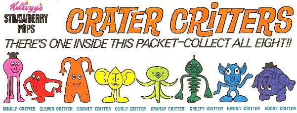 crater critters